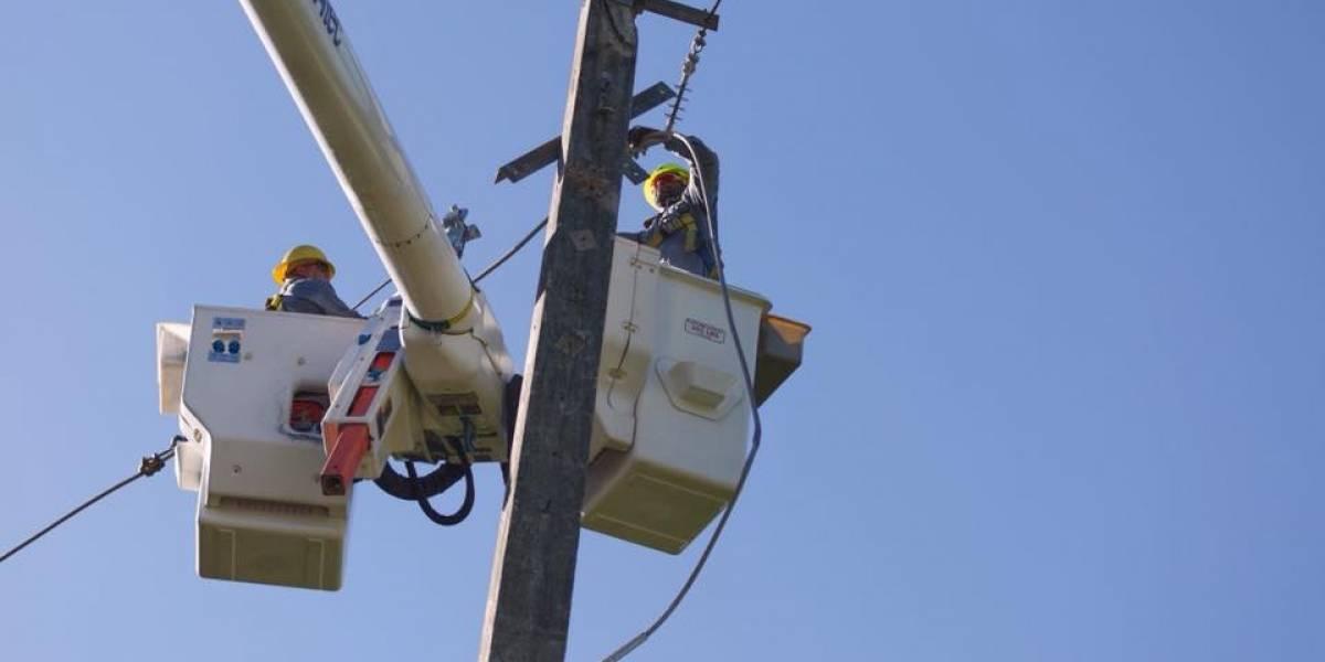 AEE y Usace distribuyen materiales a contratistas y aseguran que acelerarán la reconstrucción