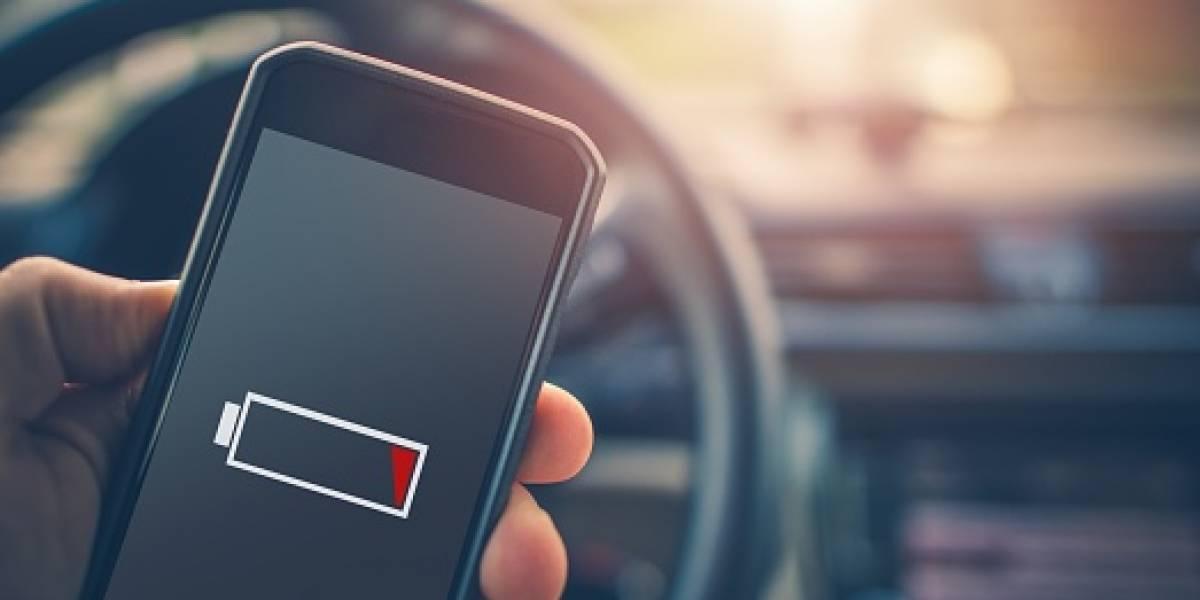 Siete trucos para que la batería de tu celular pueda durar más