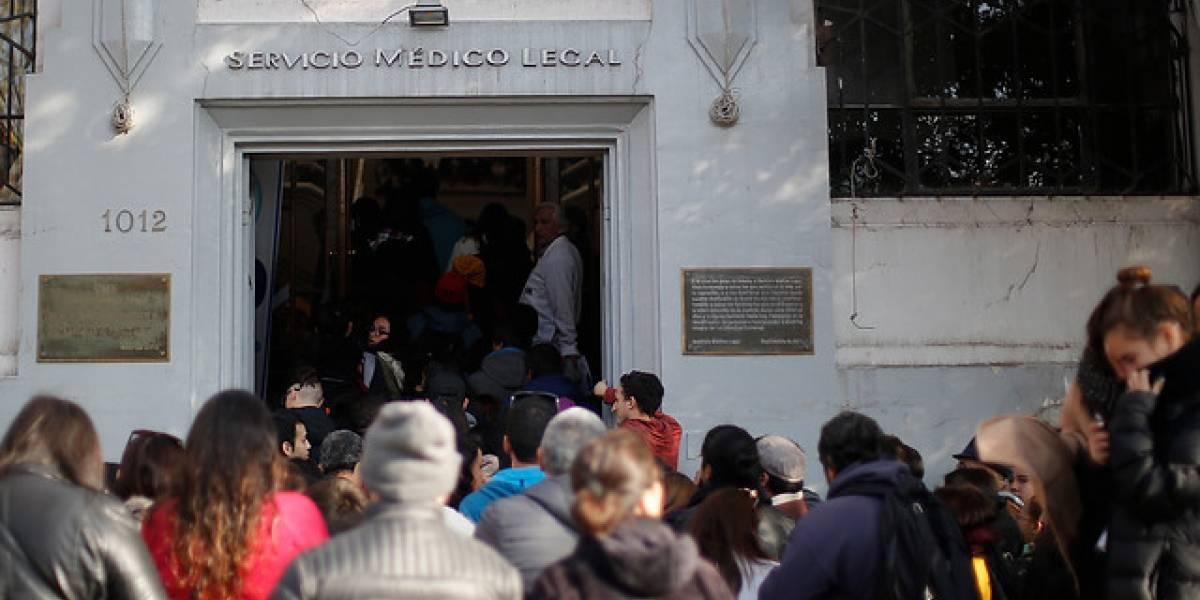 """Iquique se sumó al paro """"extremo"""" de funcionarios del Servicio Médico Legal: sin turnos éticos"""
