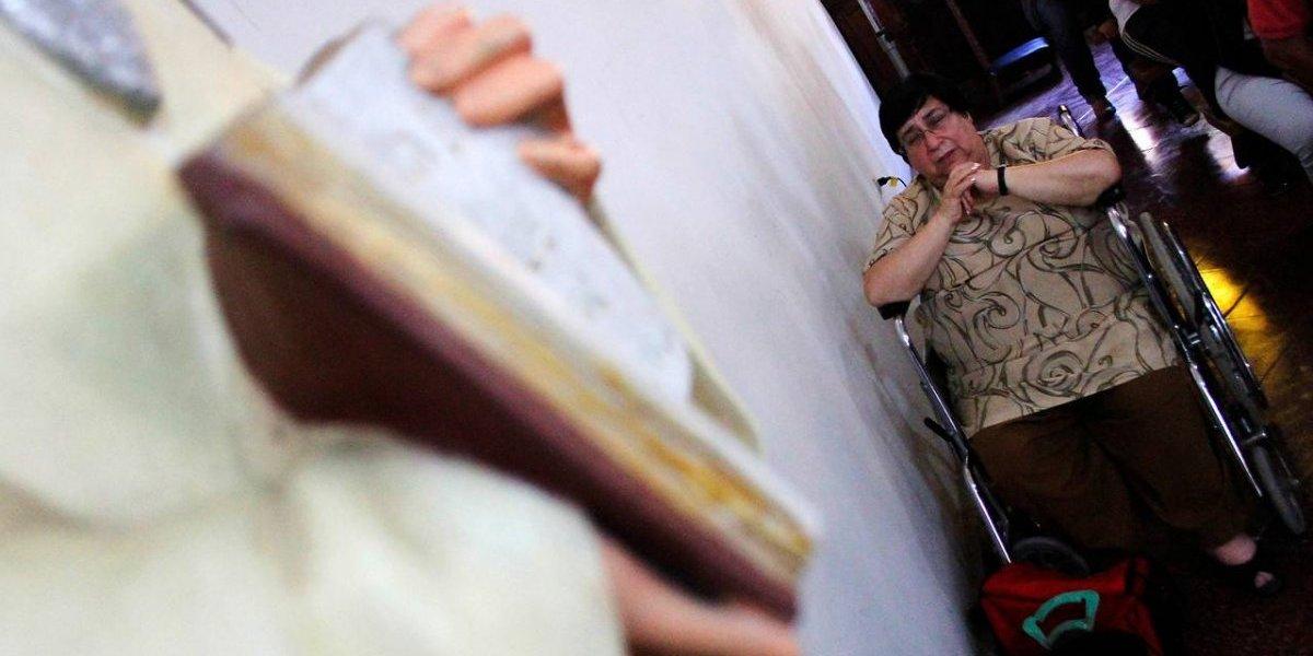 Destinan 700 entradas para personas con movilidad reducida en misas del Papa