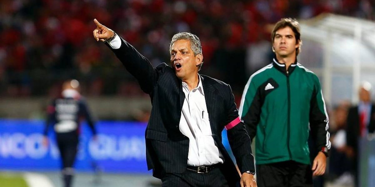 """Reinaldo Rueda: """"Vamos a intentar posicionar otra vez a Chile en la Copa del Mundo"""""""