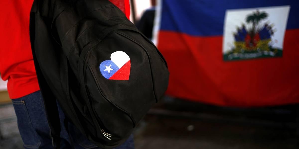 Inmigración: ingreso de ciudadanos venezolanos y haitianos a Chile se duplicó en 2017