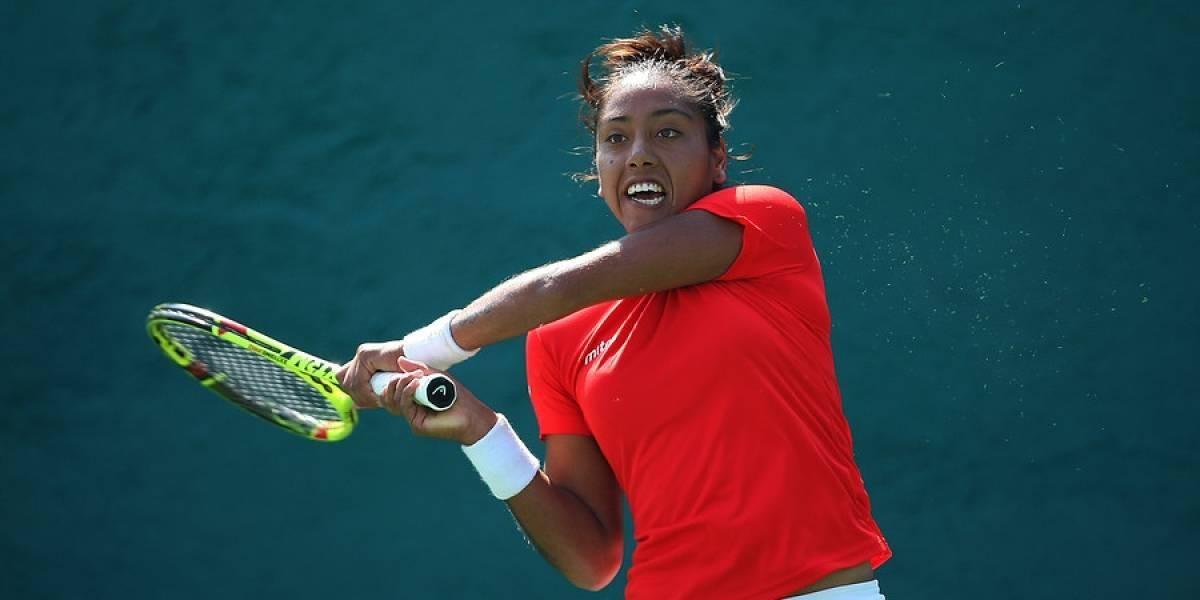 Se acabó el sueño: Daniela Seguel queda eliminada de la qualy del Australian Open