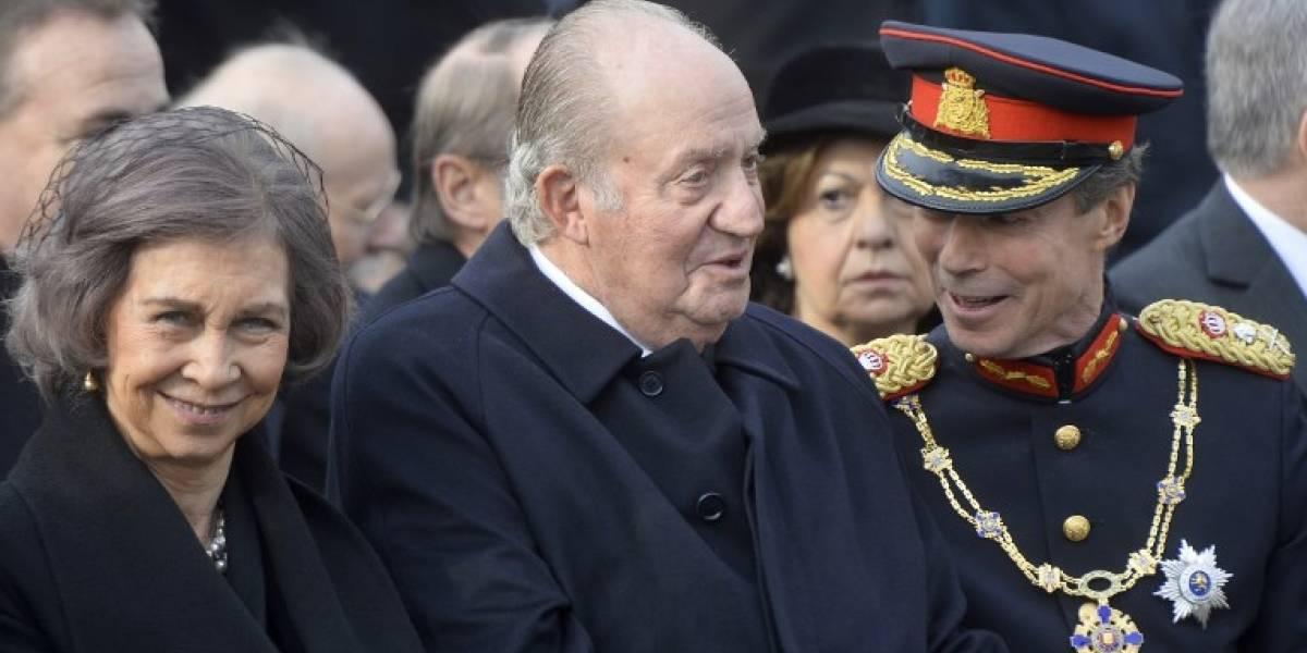 La increíble historia sobre el rey Juan Carlos I y lo que hizo a una modelo