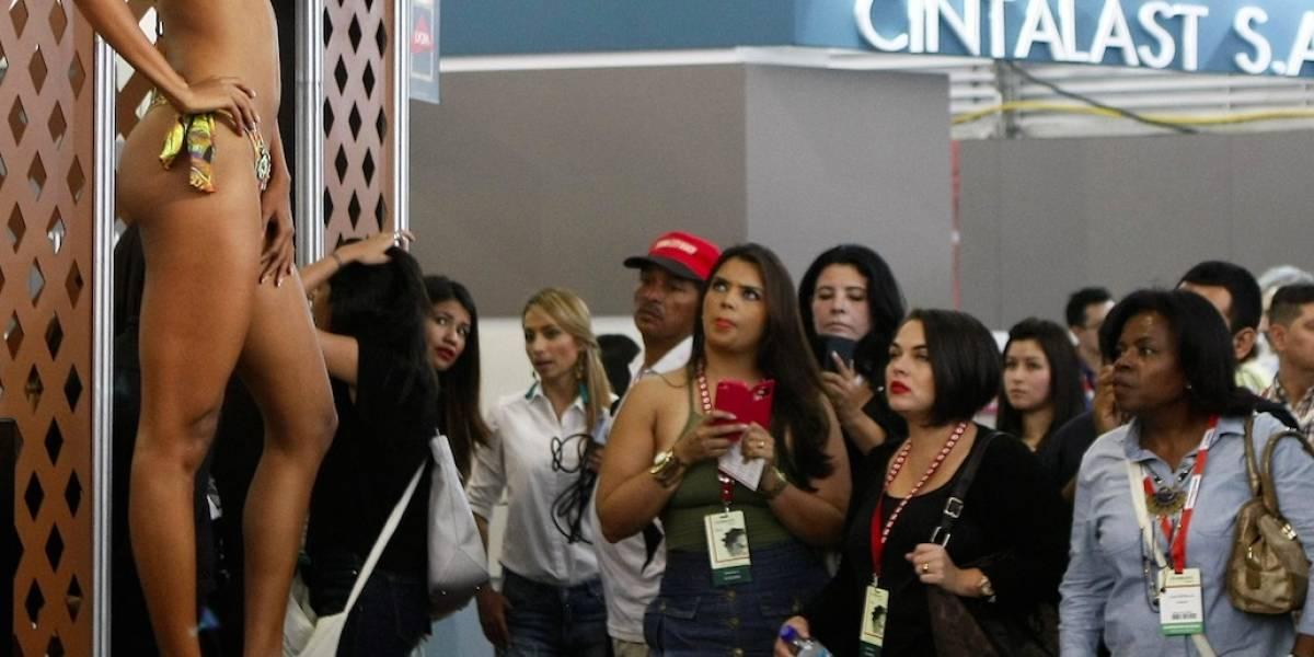 Colombiatex abre el año ferial en el país con moda