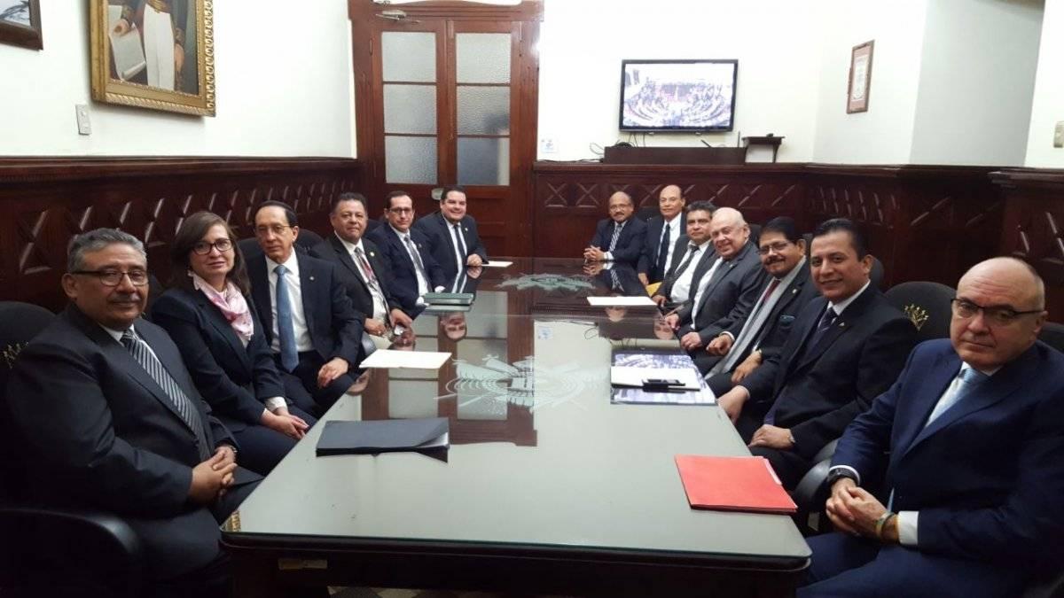 Comisión de Postulación fiscal general