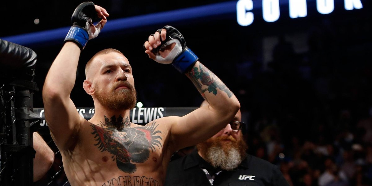UFC lanza advertencia para Connor McGregor