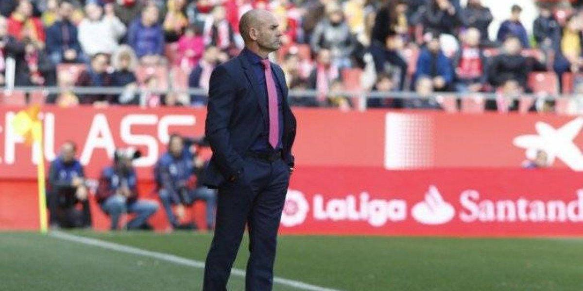 Paco Jémez y Las Palmas, humillados por el recién ascendido Girona