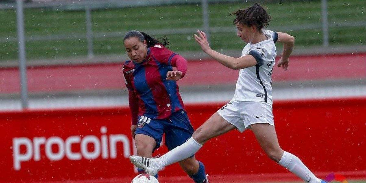 Pese al gol de Charlyn Corral, Levante cae ante Madrid CFF