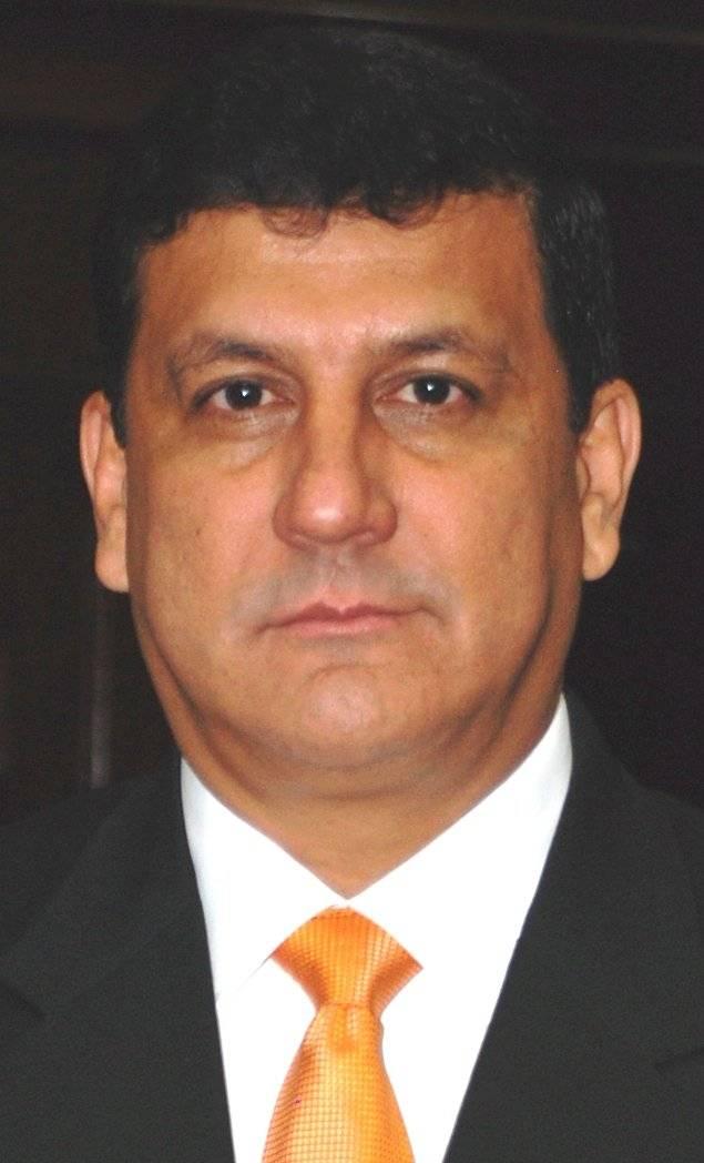 Estuardo Galdámez, vinculado a un caso de corrupción que involucra al ministro Acisclo Valladares Urruela. Foto: Congreso