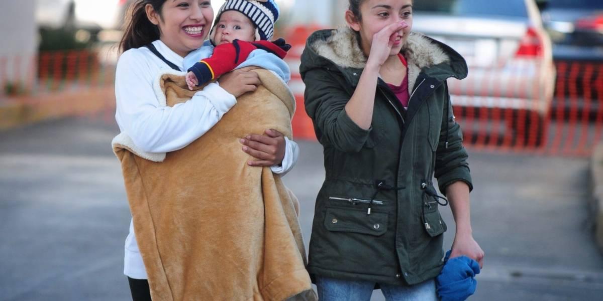 Frente frío número 22 afectará este sábado en el norte y centro del país