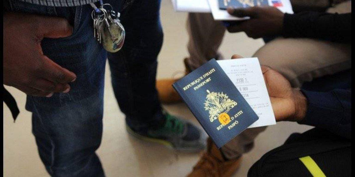 Inmigración haitiana aumentó en Chile un 114 por ciento en 2017