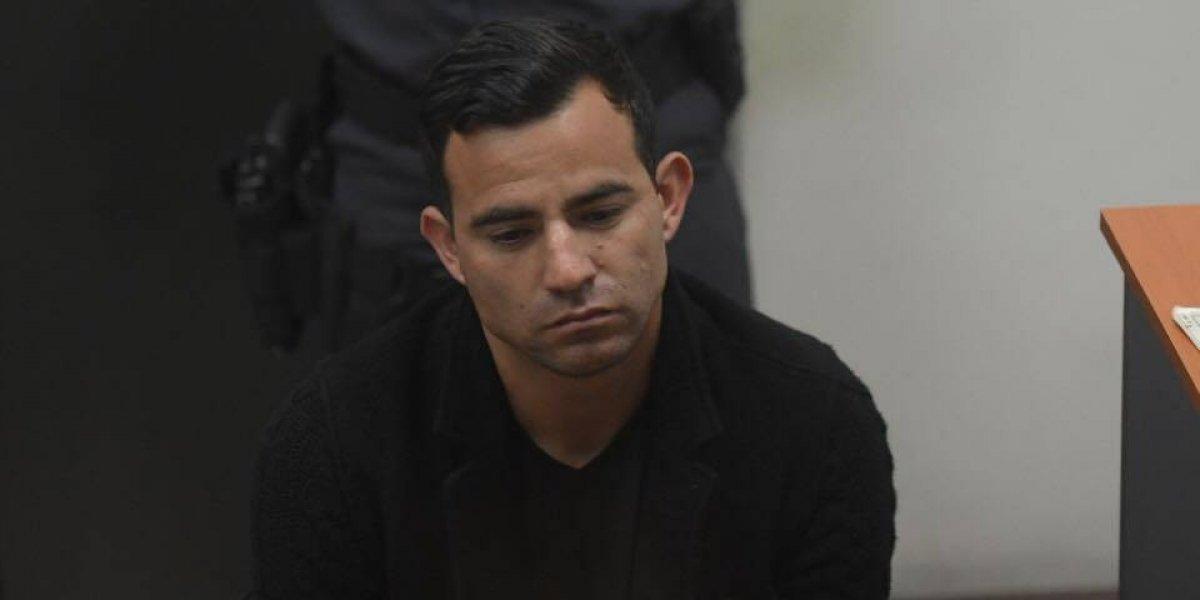 Marco Pappa regresa a las redes luego de su arresto por violencia contra la mujer