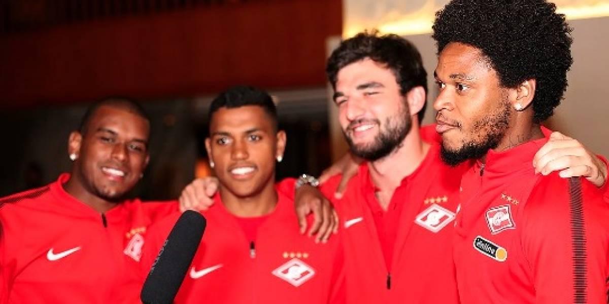 El mensaje racista del Spartak de Moscú contra sus propios jugadores