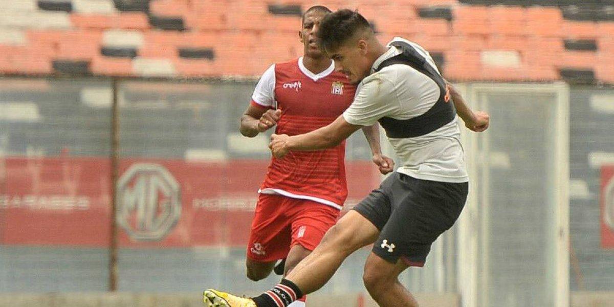 Octavio Rivero se lesiona de gravedad y complica aún más a Guede