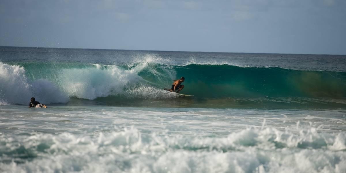 Surfista é atacado por tubarão em Fernando de Noronha