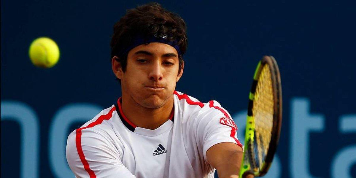Chile tiene su primera baja para la serie de Copa Davis ante Ecuador