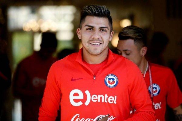 César Pinares prefiere jugar por la U en su regreso a Chile / Foto: Photosport