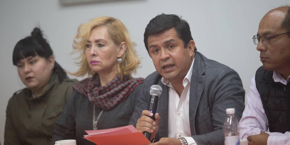 Integrantes del PRD en Coyoacán renuncian para apoyar a Morena