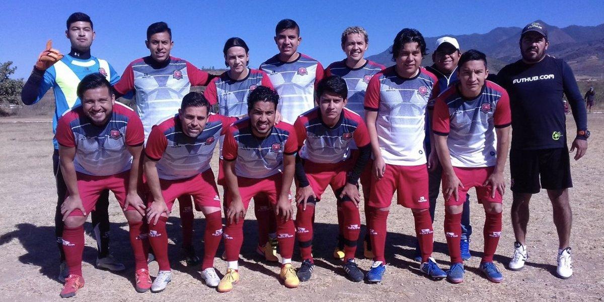Ex jugadores de América y Pumas refuerzan equipo de futbol