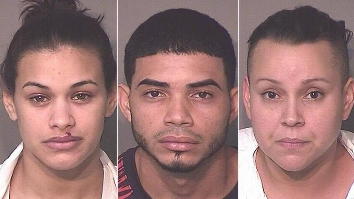 sospechosos asesinato Florida