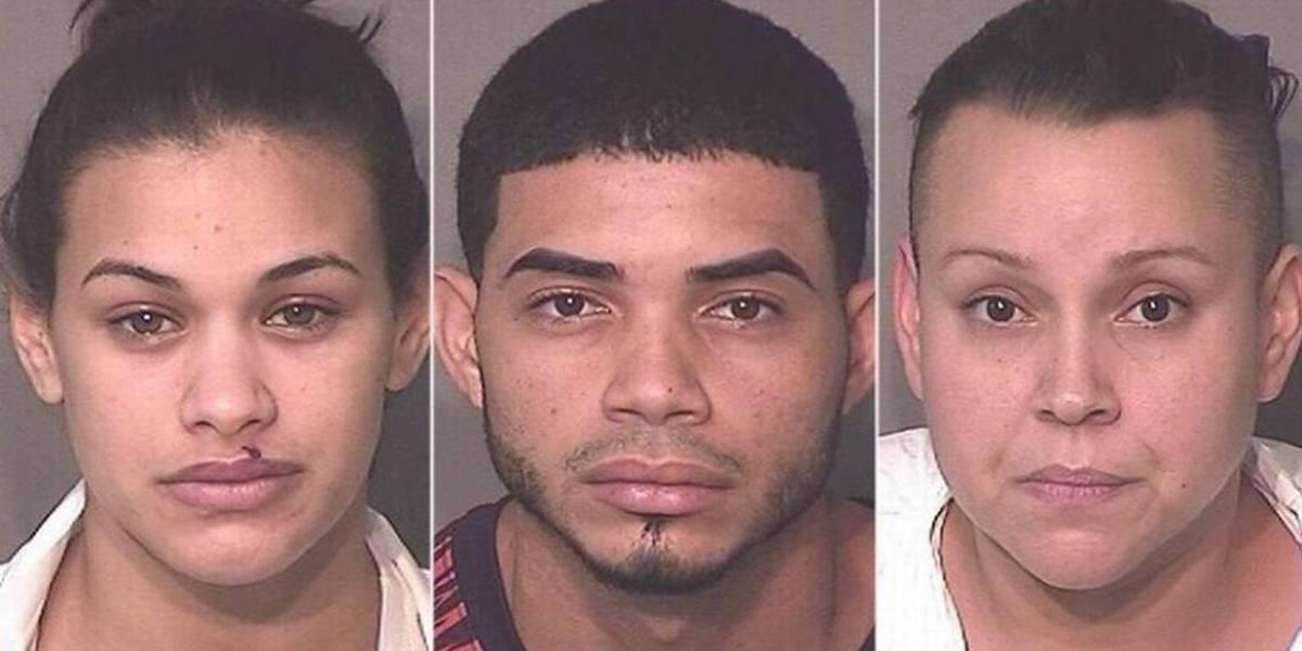 Gobernador de Florida pide consideren pena de muerte contra trío boricua