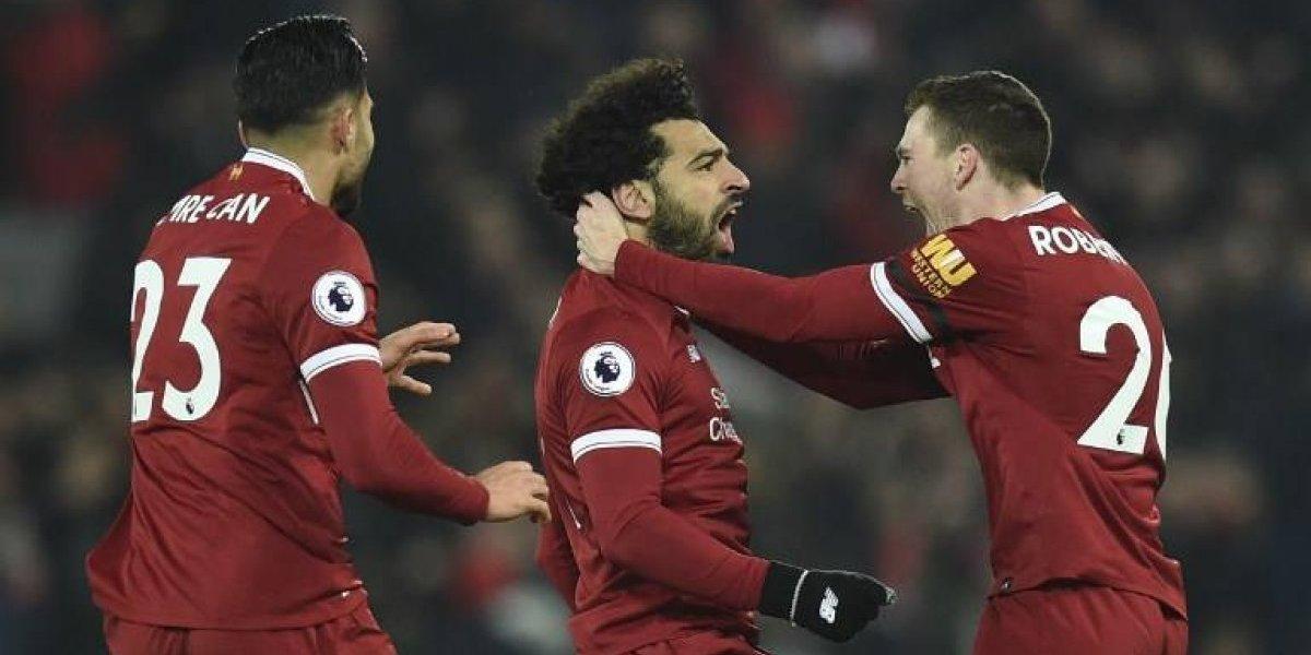 El invicto del Manchester City de Guardiola termina a manos del Liverpool