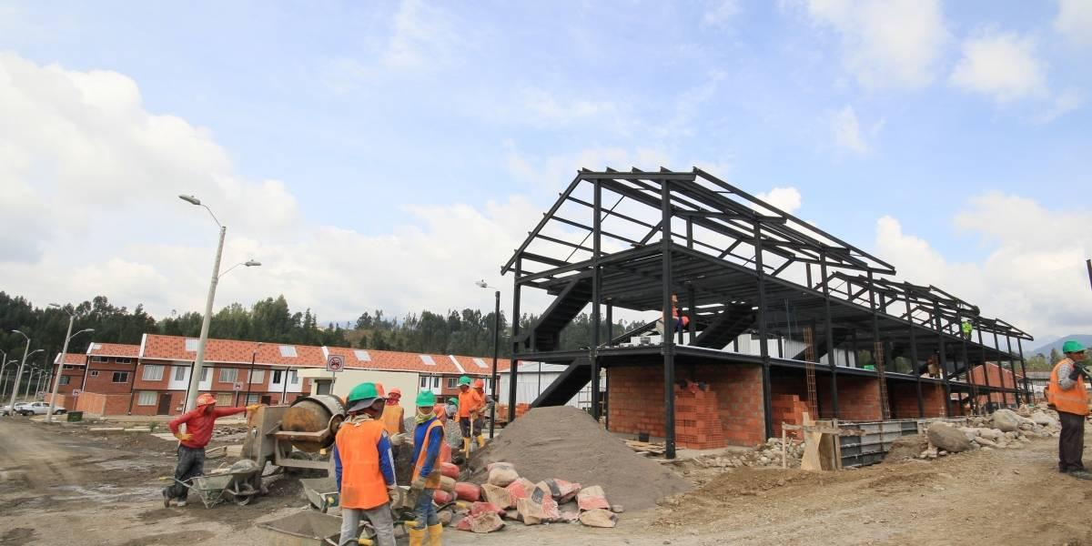 Casas de Los Capulíes estarán listas en abril