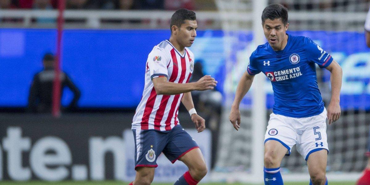 Chivas vs Cruz Azul EN VIVO online en Liga MX 2018