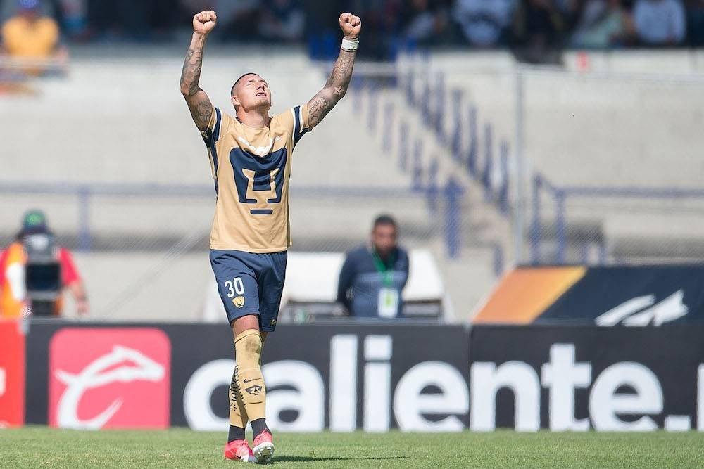 Nico Castillo es el goleador del torneo. / Mexsport