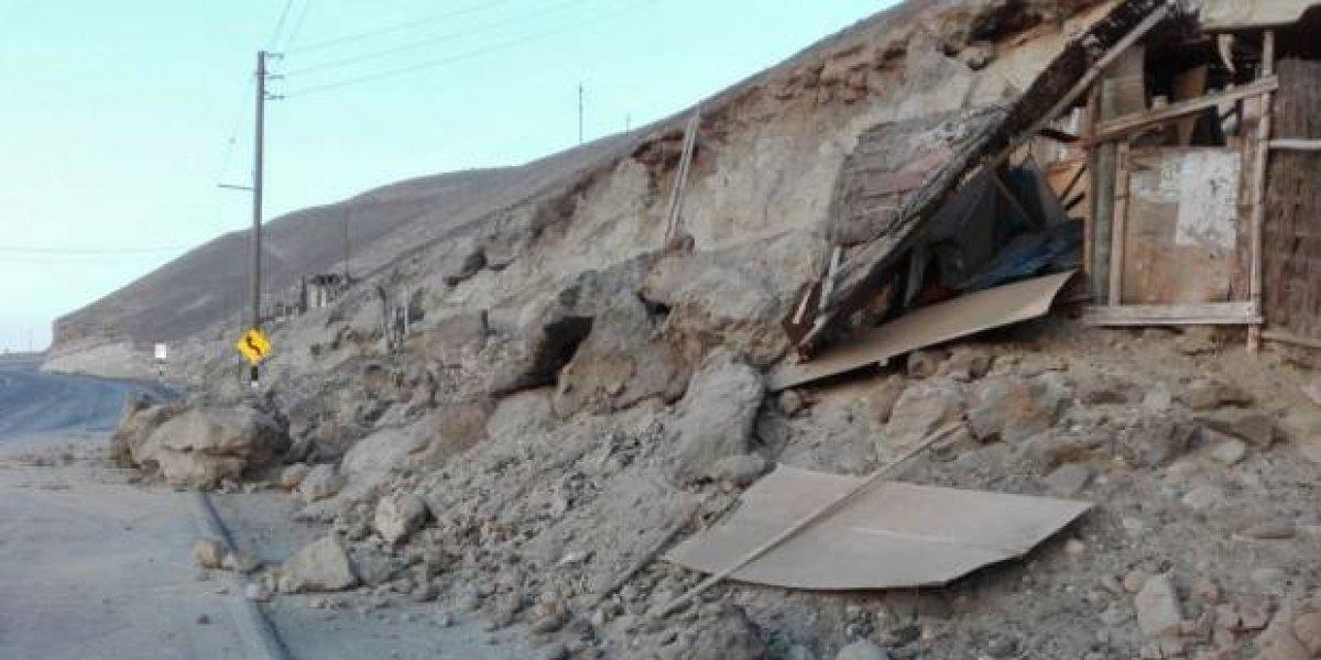 """Presidente del Perú tras sismo en Arequipa: """"Por favor, no construyan casas de adobe"""""""