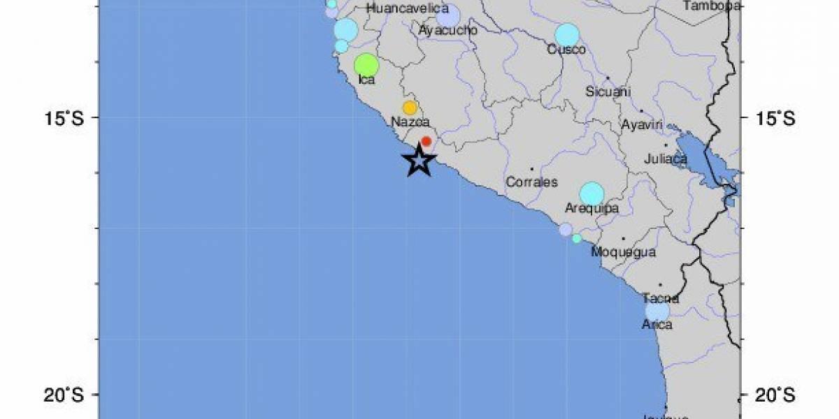 Inocar descarta alerta de tsunami en Ecuador tras sismo en Perú