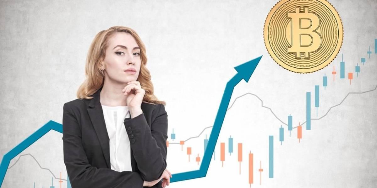 Por que a falta de mulheres investindo em bitcoins pode ser um mau sinal