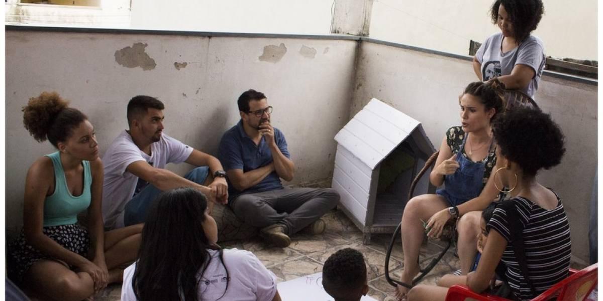 Projeto busca nova geração de políticos em favelas do Rio