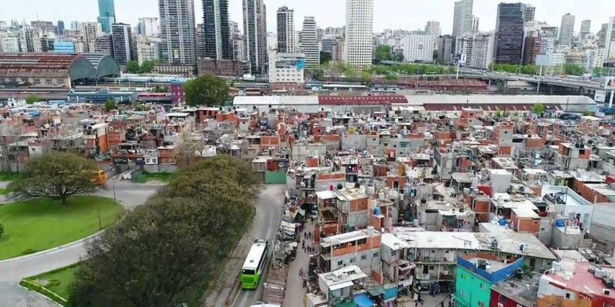 Favela mais antiga de Buenos Aires passa por urbanização para 'sair do isolamento'