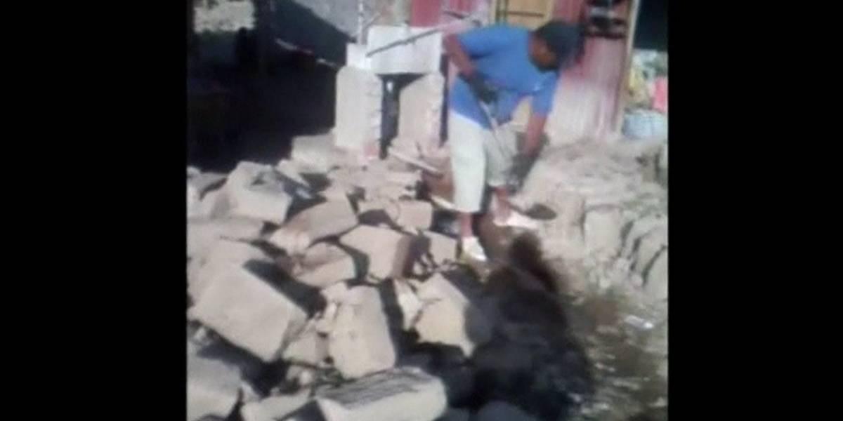 Un sismo de magnitud 7,1 deja un muerto y 65 heridos en el suroeste de Perú