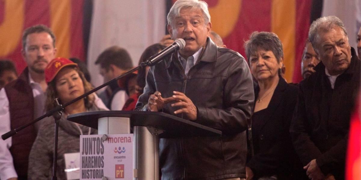 AMLO arremete contra El Bronco en Nuevo León