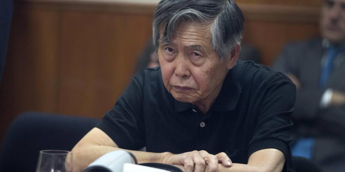 Alberto Fujimori es trasladado a una clínica por arritmia