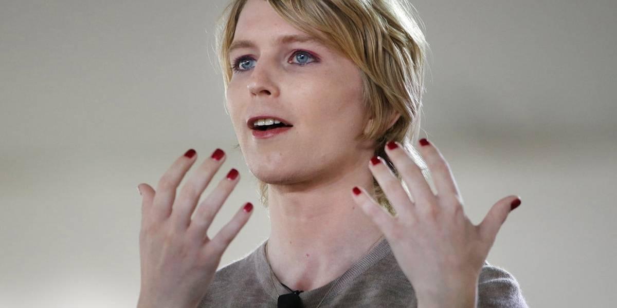 Chelsea Manning presenta su postulación para Senado de EU
