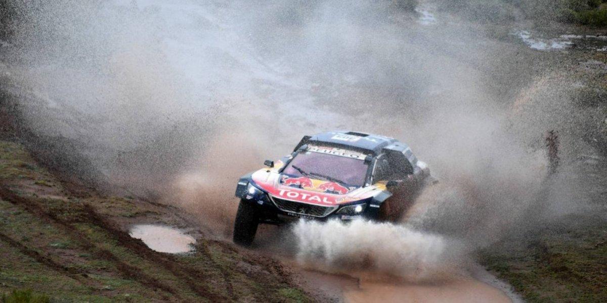 Al mal tiempo no hay buena cara: El Dakar vuelve a sufrir con las lluvias y la novena etapa fue cancelada