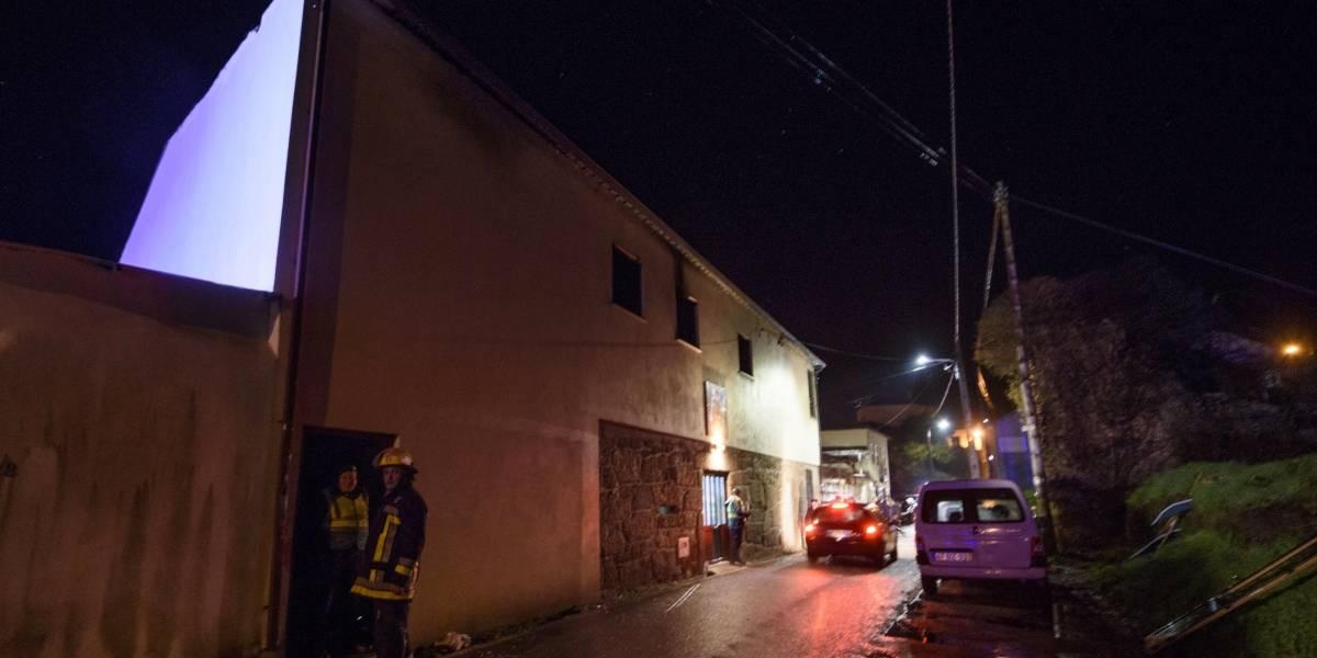 Incendio en Portugal deja al menos 8 muertos y 50 heridos