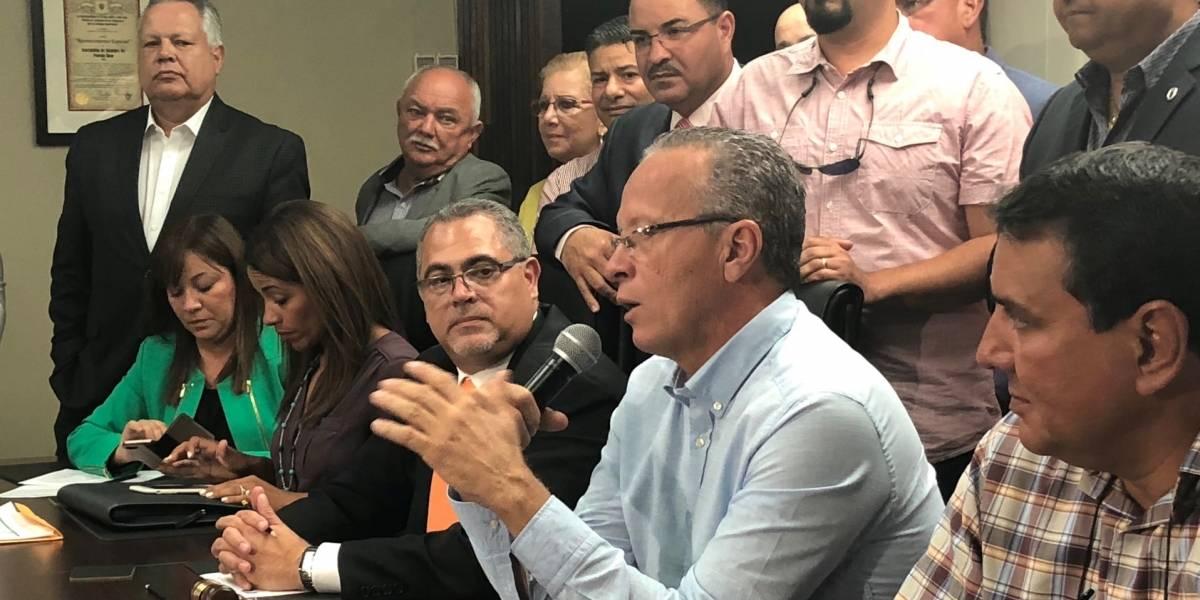 """Asociación de Alcaldes """"lista"""" para manifestación en Fortaleza"""