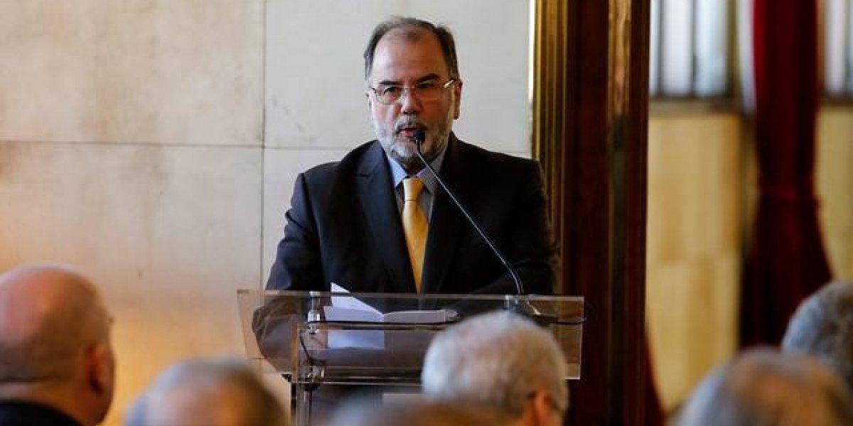"""Ministro de Economía tras revelación de manipulación de ranking: """"No nos saldremos del Banco Mundial"""""""