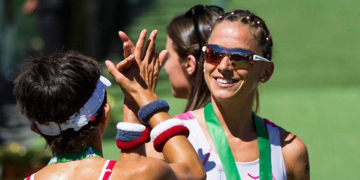 El llorado regreso de Valentina Carvallo al podio del Ironman 70.3 en Pucón