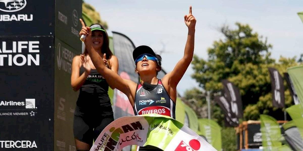 """Bárbara Riveros y la cancelación del Ironman de Pucón: """"No tienen la agallas para decir la verdadera razón"""""""