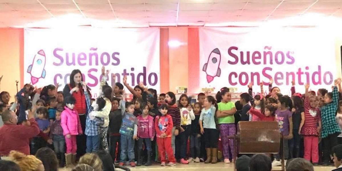 'Sueños conSentido' festeja con Mega Posada de Reyes en Sabinas Hidalgo
