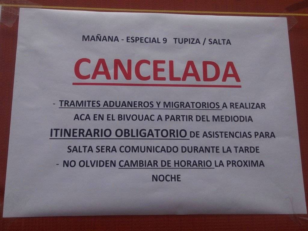 La especial Tupiza-Salta fue cancelada / Foto: Gonzalo Pérez Amar