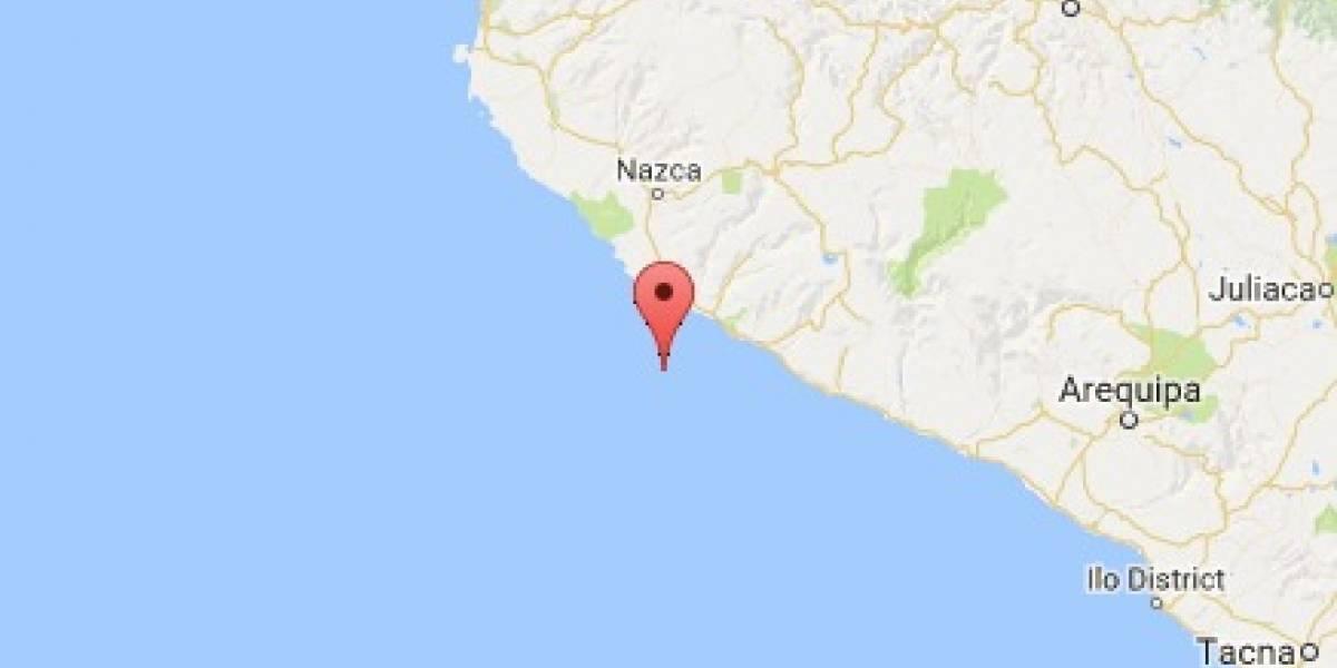 Sismo de 7,0 remece al sur de Perú y deja al menos dos muertos y más de 60 de heridos
