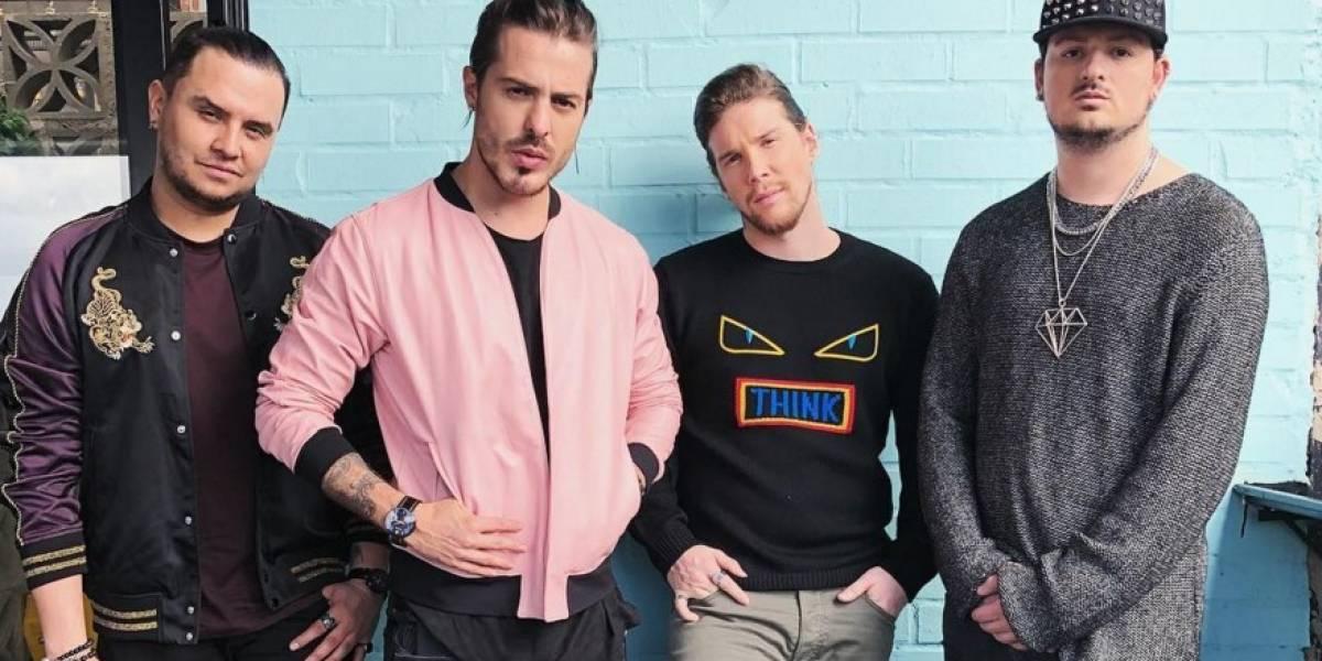 Piso 21 arranca el 2018 con cuádruple disco de platino y en la cima de Spotify