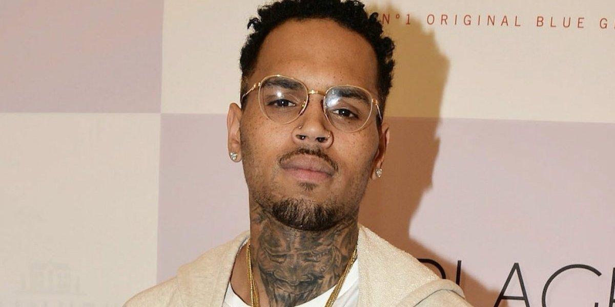 Chris Brown podría ir a la cárcel por culpa de un mono